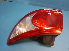 2006 Hyundai Santa Fe 92402-2B000 Right Side Driver Taillight Rear Light