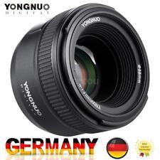 YONGNUO 50mm F1.8 Autofokus Lens Objektiv Full Frame FX DX für Nikon DSLR Kamera