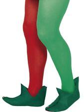 Accessori per costume natalizio da elfo copriscarpe  *01218 pelusciamo store