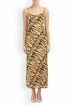 BNWT Rixo London Holly Tiger Print Dress Sz XS M