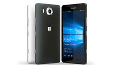 New Nokia Microsoft Lumia 950 GSM Unlocked AT&T 6017A 32GB White 4G LTE