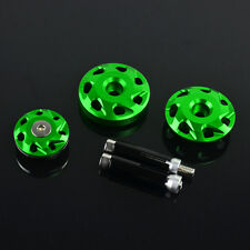 Frame Fairing Bolts Hole Covers Caps Plug For Kawasaki Z1000 Z1000SX Ninja 1000