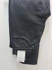 Ladies leather bike trousers e78584ad3