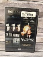 On The Border / The Peacekeeper (DVD, 2007) Dolph Lundgren NEW Sealed