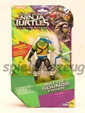 Teenage Mutant Ninja Turtles - Battle Sounds Figur Leonardo NEU OVP