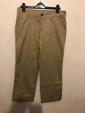 """CAMEL ACTIVE MENS CREAM STRAIGHT FIT CHINOS SIZE UK W36"""" X L28"""" EC 1704"""
