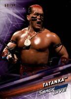 2019 Topps WWE Smackdown Insert;Autograph;Relic Wrestling Singles -Pick Ur Cards