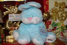 WEBKINZ JR. BLUE BUNNY.COMES WITH SEALED/UNUSED CODE/TAG.IN HAND.NICE GIFT