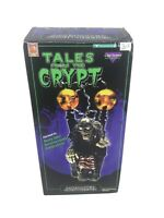 Vintage Tales From The Crypt Cryptkeeper Animated Electric Chair Halloween 1996