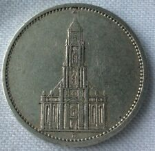 MONNAIE ANCIENNE 5 MARK 1934 A BERLIN  EN ARGENT MASSIF 900%
