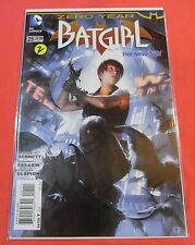 Batgirl Issue 2 DC Comics 52