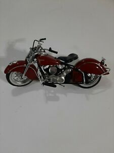 Guiloy 1:10 Die Cast 1948 Indian Chief Motorcycle