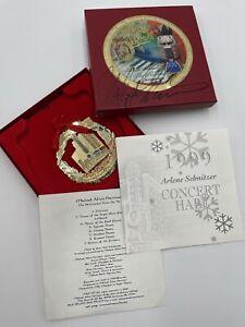 The Portland Ornament The Nutcracker Ornament Signed 1999 Oregon