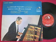 LEONARD PENNARIO - BOSTON POPS / FIEDLER - RCA LSC-2678 SD DG STEREO LP