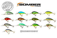 Bomber Crankbait Model 6A 3/8oz Dives 6-8ft - Pick