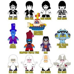 The BEATLES:Yellow Submarine ALL TOGETHER NOW This is for 1 - blind pack