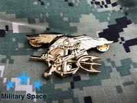 ORIGINAL US NAVY Special Warfare (SEAL)) Insignia Pin Badge