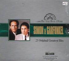 The Very Best of Simon & Garfunkel 25 Original Greatest Hits CD HDCD NEW Music