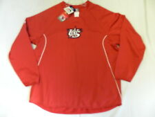 Authentic Team USA Baseball On-Field Therma Base Tech Fleece RED Large