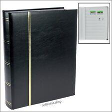 SAFE CLASSIFICATORE IN FORMATO A4 CON 64 FACCIATE BIANCHE COPERTINA NERA