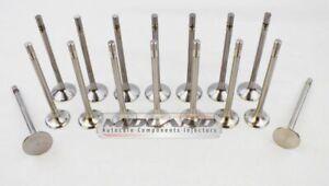 MINI R56 R55 R57 R60 R61 8 x EXHAUST & 8 x INLET N47C16A ENGINE VALVE BRAND NEW