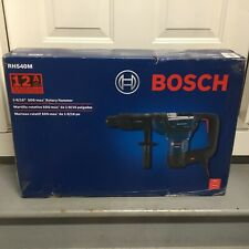 Bosch 1 916 Sds Max Corded Combination Rotary Hammer Drill 12a Demolition New