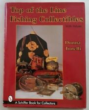 Top of the line Fishing Collectibles Collector's book
