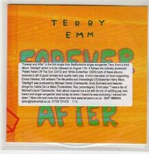 (FL483) Terry Emm, Forever and After - 2014 DJ CD