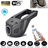 1080P WIFI DVR Vehicle Camera Hidden Car HD Video Recorder Dash Cam Night Vision