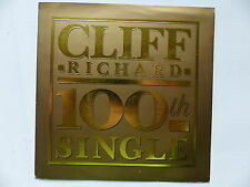 cliff richard 100TH Single The best of me .. EMS92