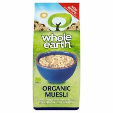 Whole Earth  Organic Muesli - 750g - 78241