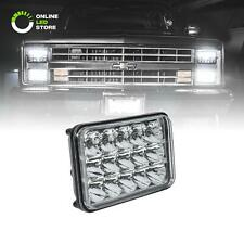 4x6 45W LED Headlight (H4651 H4652 H4656 H4666 H6545 Replacement)