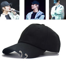 KPOP BTS Live The Wings Tour Hat Bangtan Boys Ring Adjustable Baseball Cap