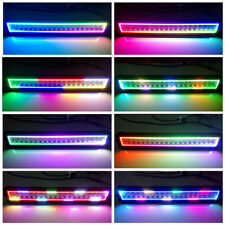 """13""""-52"""" Led Light Bar Halo Ring Dream Color Chasing lights Bluetooth or Remote"""