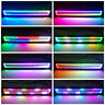 "13""-52"" Led Light Bar Halo Ring Dream Color Chasing lights Bluetooth or Remote"