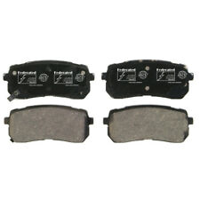 Disc Brake Pad Set Rear Federated D1302C