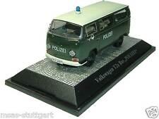 VW Bus T2a Polizei Bulli - Premium ClassiXXs 11306 Ltd.Edition 500 1:43 neu