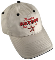 Houston Astros Hat NEW MLB Team Baseball Cap one size