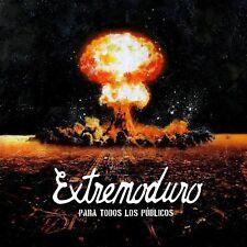 Para Todos Los Publicos - Extremoduro (2013, CD NUEVO)
