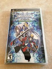 BlazBlue: Calamity Trigger -- Portable (Sony PSP, 2010) PSP NEW