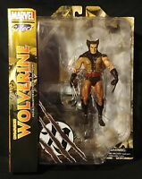 Marvel Select Wolverine Action Figure New MIP 2014 X-Men