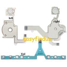 for PSP slim 3000 series D pad Light Right volume home start cross button flex