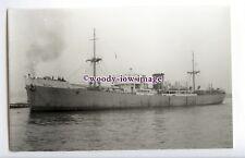 c2822 - Nourse Line Cargo Ship - Megna , built 1944 - photograph J Clarkson