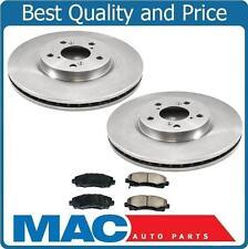 12-2014 Honda Ridgeline Front Brake Rotors & Ceramic Brake Pads 31402 CD1584