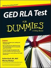 GED RLA For Dummies-ExLibrary