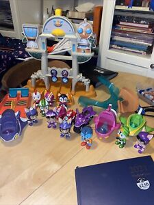 Top Wings Mission Ready Playset With 6 Vehicles And 10 Figures Bundle Job Lot
