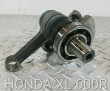 1986 Honda XL 600R  600 R  Engine Crank Crankshaft & Rod Assembly Bottom End