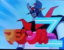 Mazinger Z Series Completa Español Latino multi audio japanese +movies dvd