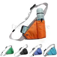 Hiking Travelling Running Sports Utility Bum Bag Belt Waist Pouch Wallet Bumbag