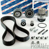 Bosch 1987946920 Timing Belt Kit + Wapu Audi A3 A4 A5 Skoda Superb VW 2.0 Tdi